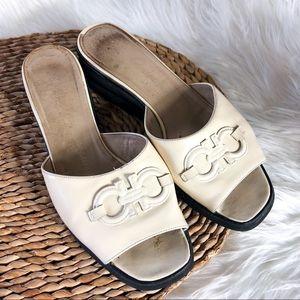 Salvatore Ferragamo sandals size 6
